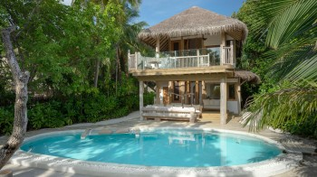 Crusoe Villa Suite 2 Bedroom with Pool