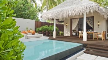 Beach Suite mit Pool