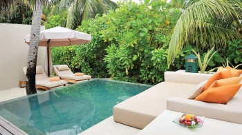 Beach Villa mit Pool