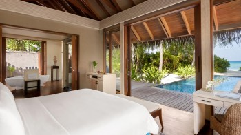 One-Bedroom Beach Villa with Private Pool