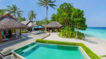 Two Bedroom Family Beach Villa