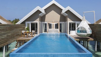 Temptation Pool Water Villa