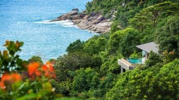 Hilltop Ocean-View Villa