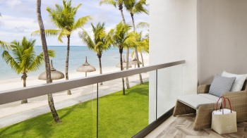 Beachfront Balcony Room