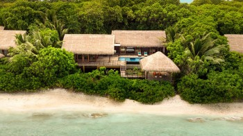 One-Bedroom Ocean View Tree House Villa with Private Pool