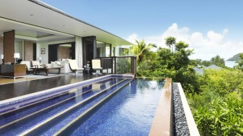 One Bedroom Garden View Pool Villa
