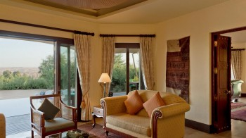 Royal Suite Lounge Area