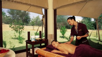 Rasoul Treatment at the Timeless Spa
