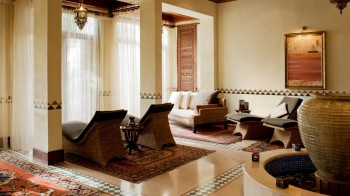 Relaxation Area of the Timeless Spa