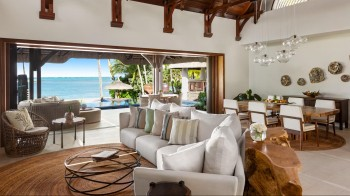 Shangri-La Three Bedroom Beach Villa