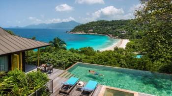 Two-Bedroom Ocean-View Suite