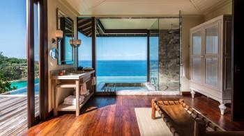 Two-Bedroom Hilltop Ocean-View Suite