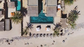 Two Bedroom Beachfront Retreat
