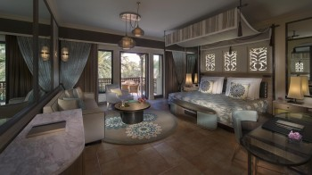 Gulf Summerhouse - Arabian Deluxe Room