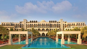 Jumeirah Zabeel Saray - Hotel exterior daylight swimming pool