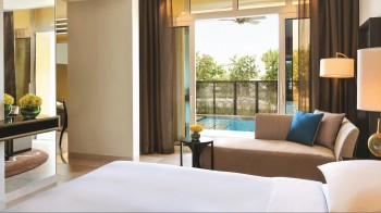 Garden View Suite mit Plunge Pool