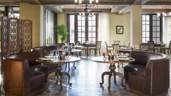 Le Manoir Dining Room Restaurant