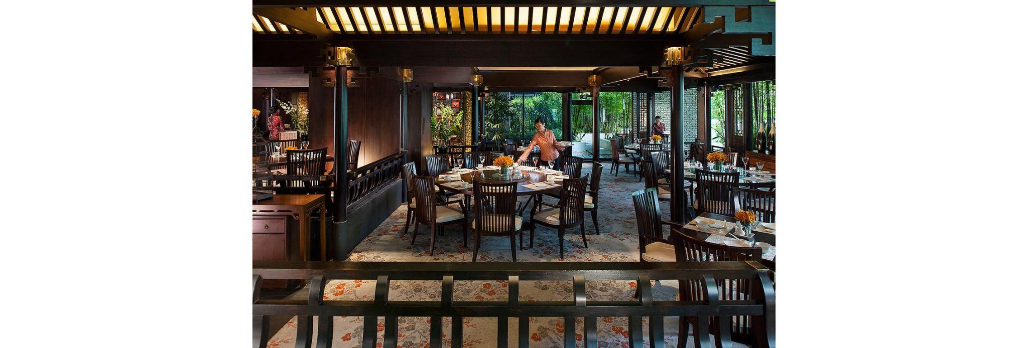 mandarin oriental singapore - angebote buchen | dsi reisen