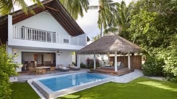 Two Bedroom Beach House