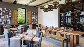 The Vale de Abraão Restaurant - Open Kitchen
