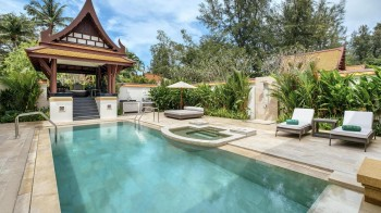 Serenity Three Bedroom  Pool Residence