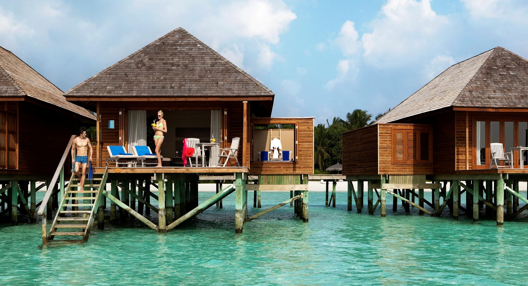 Hotel Meeru Island Resort Jacuzzi Beach Villa