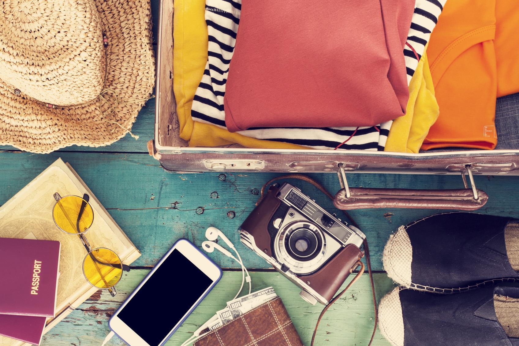 10 Dinge, die man immer zuhause vergisst - DSI Reisen