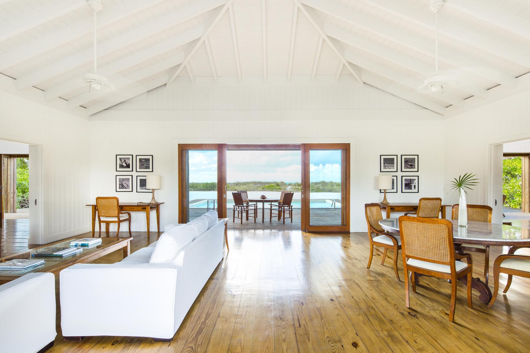 One Bedroom Beach Villa Parrot Cay