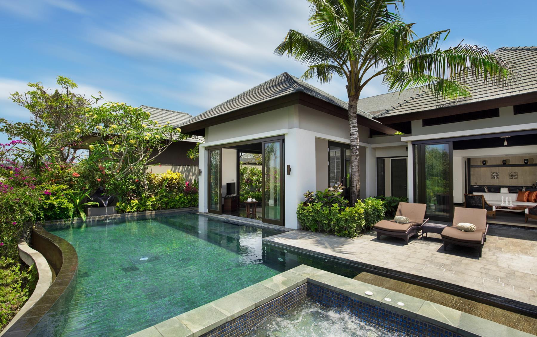 Banyan tree ungasan bali angebote buchen dsi reisen for Anda garden pool villas