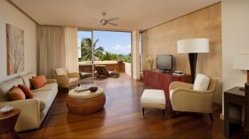 Two Bedroom Deluxe Mayakoba Suite