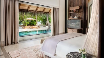 Family Beach Villa mit zwei Pools