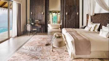 Sunset Luxury Water Villa mit Pool