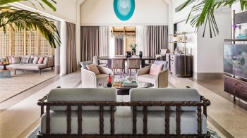 Three Bedroom Ocean Residence mit zwei Pools